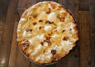 Image of Bianca Pizza