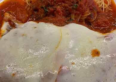 Image of Chicken Parmesan