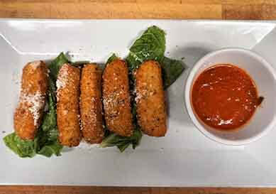 Image of Mozzarella Sticks