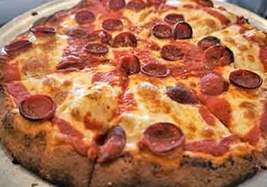 Image of Pepperoni Pizza