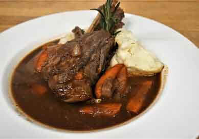 Image of petite osso buco